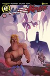 Amerikarate #3 (Cover A - Roth)