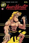 Amerikarate #3 (Cover B - Massa Bloodsports)