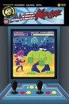Amerikarate #3 (Cover C - Perillo 16 Bit)