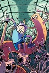 Adventure Time #64 (Subscription Fletcher Variant)