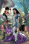 Grimm Fairy Tales Wonderland Birth Of Madness (Cover A - Chen)