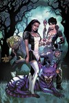 Grimm Fairy Tales Wonderland Birth Of Madness (Cover B - Chen)