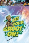 Guardians Of The Galaxy Vol2 Get Your Groot On Decal