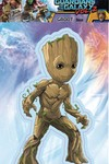 Guardians Of The Galaxy Vol.2 Groot Walking Decal