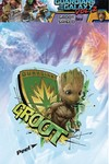 Guardians Of The Galaxy Vol2 Groot W/shield Decal
