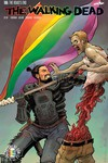 Walking Dead #168 (Cover B - Pride Month Variant)
