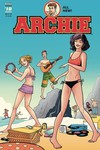 Archie #10 (Cover C - Variant Sandy Jarrell)