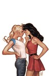 Betty & Veronica #1 (Cover A - Regular Adam Hughes)