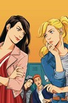 Betty & Veronica #1 (Cover Q - Variant Audrey Mok)