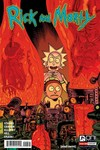 Rick & Morty #16 (Nixey Variant Cover Edition)