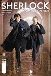 Sherlock A Study In Pink #2 (of 6) (Cover B - Photo)