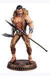 Marvel Chess Figure Coll Mag #80 Kraven The Hunter Black Pawn (