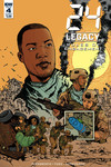 24 Legacy Rules Of Engagement #4 (of 5) (Cover A - Jeanty)