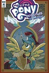 My Little Pony Legends Of Magic #4 (Cover A - Hickey)