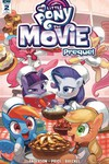 My Little Pony Movie Prequel #2 (Retiler 10 Copy Incentive Variant Cover Edition)