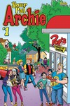 All New Classic Archie Your Pal Archie #1 (Cover B - Les Mcclaine)