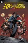 Ash vs. Army of Darkness #1 (Cover B - Brown)