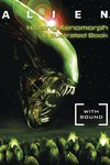 Alien Hissing Xenomorph & Illus Book Kit W Sound
