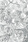 Starfire #8 (Adult Coloring Book Variant Edition)