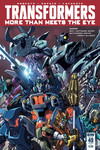 Transformers More Than Meets Eye #49 (Retailer 10 Copy Incentive Variant Cover Edition)