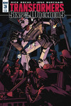 Transformers Sins Of Wreckers #3 (of 5) (Subscription Variant)