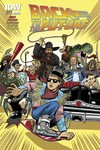 Back To The Future #4 (of 5) (Subscription Variant)