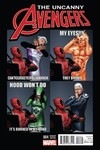 Uncanny Avengers #4 (Deadpool Variant Cover Edition)