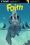 Faith #1 (of 4) (Cover A - Kevic-djurdjevic)