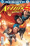 Action Comics #971 (Frank Variant Cover Edition)