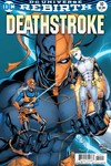 Deathstroke #10 (Davis Variant Cover Edition)