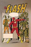 Flash #15 (Johnson Variant Cover Edition)