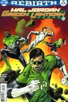 Hal Jordan and the Green Lantern Corps #13 (Nowlan Variant Cover Edition)