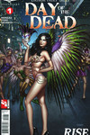 Grimm Fairy Tales Day of the Dead #1 (of 6) (Cover C - Chen)