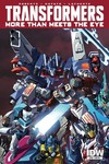Transformers More Than Meets Eye #48 (Retailer 10 Copy Incentive Variant Cover Edition)