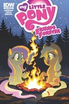 My Little Pony Friends Forever #23 (Subscription Variant)