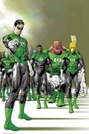 Hal Jordan and the Green Lantern Corps #11 (Nowlan Variant Cover Edition)