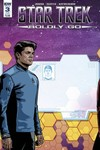 Star Trek Boldly Go #3 (Subscription Variant)