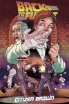 Back To The Future Citizen Brown TPB