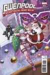 Gwenpool Holiday Special Merry Mix Up (Lim Variant Cover Edition)