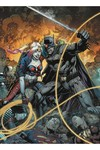 DF Justice League Sucide Squad #1 Gold Willamson Sgn