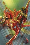 DF Now Us Avengers #1 Waid Sgn