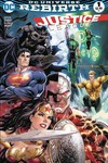DF Justice League #1 DF Exc Kirkham Plus 2