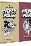 Disney Mickey Mouse Box Set HC Vol. 07 & 08