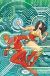 Justice League #9 (Paquette Variant Cover Edition)