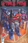 Optimus Prime #1 (Subscription Variant A)