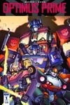 Optimus Prime #1 (Subscription Variant B)