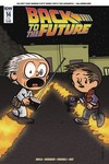 Back to the Future #14 (Subscription Variant)