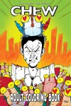 Chew Adult Coloring Book TPB