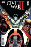 Civil War II #8 (of 8) (Variant Cassaday Cover Edition)