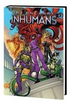 Uncanny Inhumans HC Vol. 01
